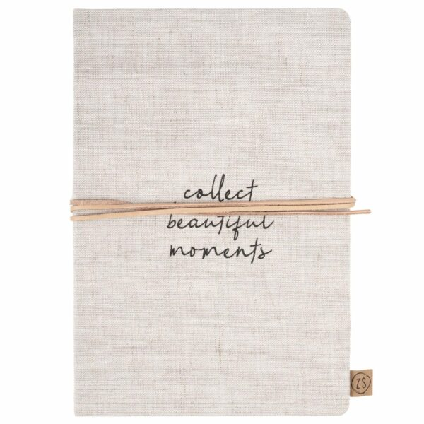 Zusss notitieboek collect moments