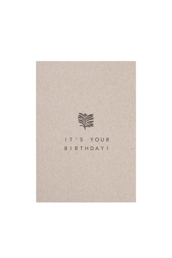 Zusss wenskaart birthday