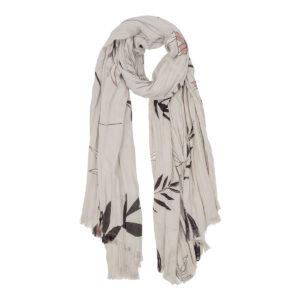 Zusss sjaal bladprint