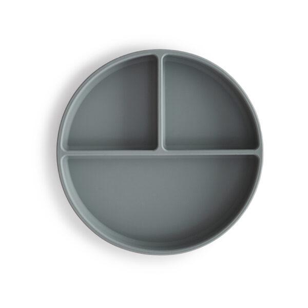Mushie siliconen bord stone