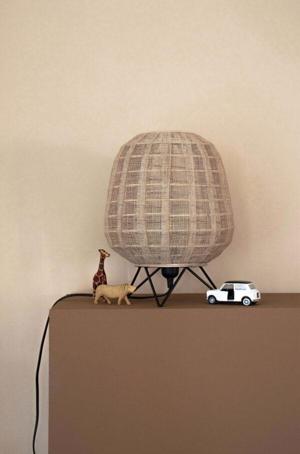 KidsDepot naturel tafellamp