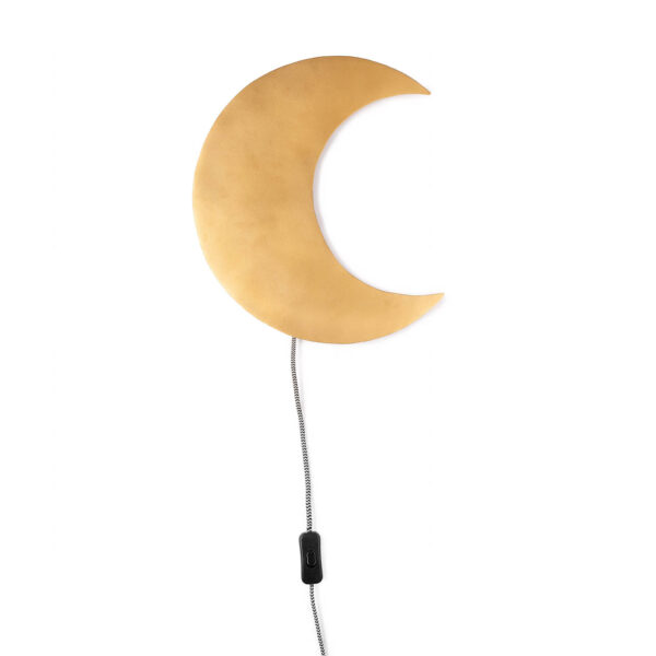 KidsDepot wandlamp maan