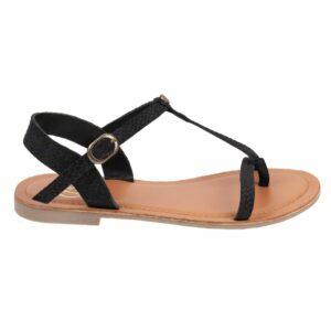 Zusss sandalen zwart