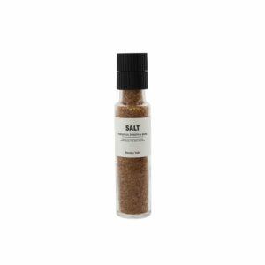 Nicolas Vahé zout met tomaat, parmezaan en basilicum