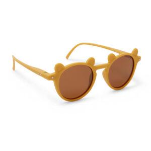 Konges Sløjd zonnebril baby mosterd