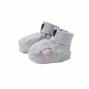 Zusss babyslofjes grijs