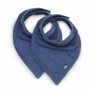 Jollein slab bandana jeans blue