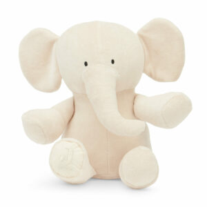 Jollein knuffel olifant beige
