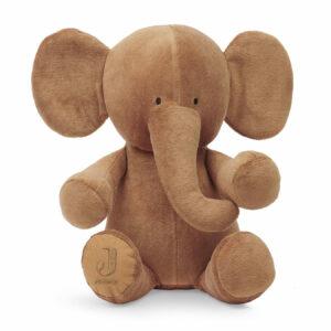 Jollein knuffel olifant caramel