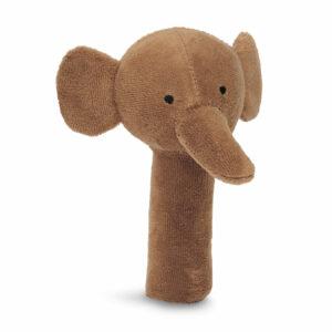 Jollein rammelaar olifant caramel