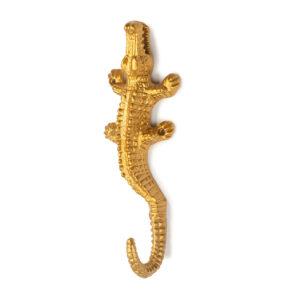 KidsDepot wandhaak krokodil