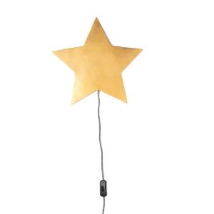 KidsDepot wandlamp ster
