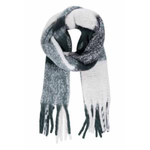 Zusss sjaal geruit donkergroen