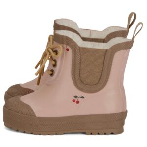 Konges Slojd boots cherry blush
