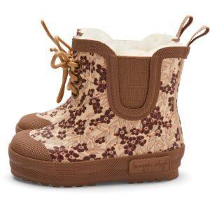 Konges Slojd boots winter leaves