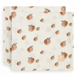 Jollein hydrofiel multidoek peach groot
