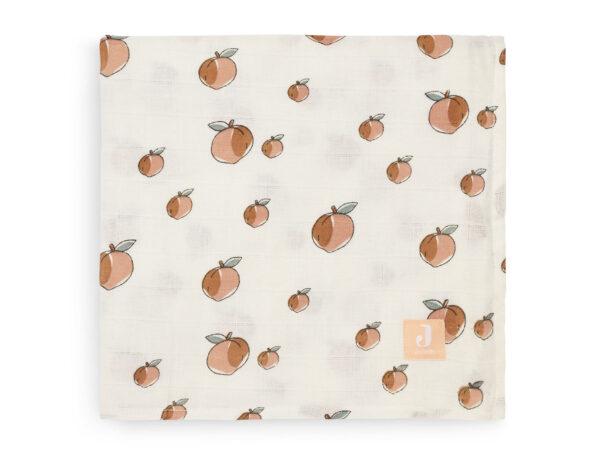 Jollein hydrofiel multidoek peach klein