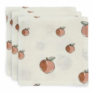 Jollein monddoekje peach