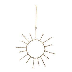Bloomingville pailletten ornament