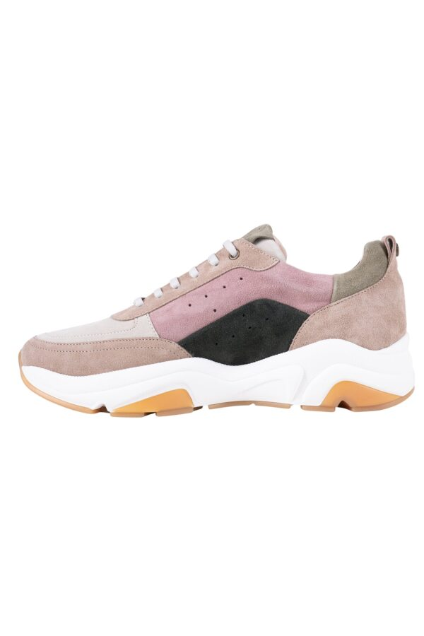 Zusss sneaker taupe