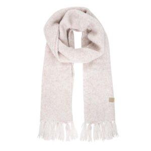 Zusss creme sjaal