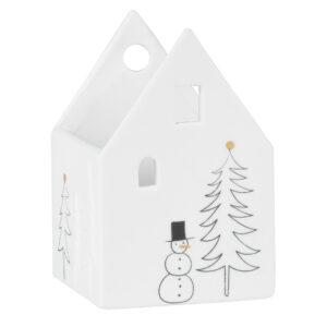 Räder mini lichthuisje kerstboom